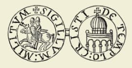 A Seal of the Knights Templar